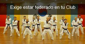 Club Taekwondo Quevedo León Federado